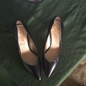 Black Sam Edelman shoes. 9.